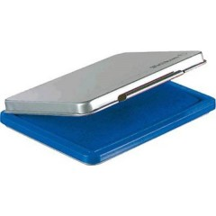Cuscinetto inchiostro per timbri 3 70 x 50 mm (L x A) Blu 1 pz.