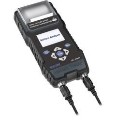 Tester batteria per auto 25 V, 24 V, 21 V, 18 V, 12 V, 8 V, 6 V, 2 V 250 mm x 110 mm x 60 mm