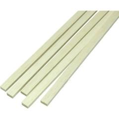 Listello di pino (L x L x A) 1000 x 5.0 x 5.0 mm 10 pz.