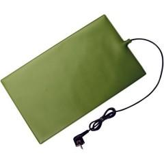 ThermoLux Tappetino riscaldante (L x L x A) 50 x 30 x 0.4 cm Verde