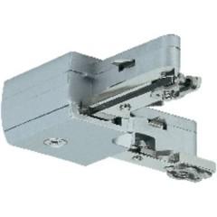 Componente per sistema su binario ad alta tensione Connettore angolare Cromo (opaco)
