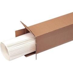 Carta per presentazioni Bianco 110 x 140 cm 50 Blocchi/Conf