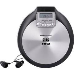 MCD 50 Lettore CD portatile CD, CD-R, CD-RW, MP3 Nero