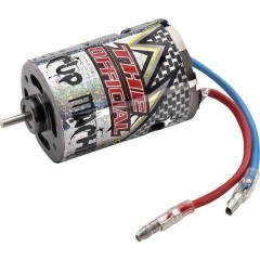 Cup Machine Motore elettrico brushed per automodelli 28000 giri/min Giri (Turns): 23