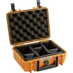 outdoor.cases Typ 1000 Valigetta rigida per fotocamera Impermeabile