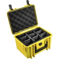 outdoor.cases Typ 2000 Valigetta rigida per fotocamera Impermeabile