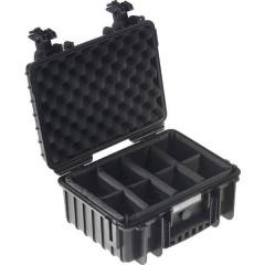 outdoor.cases Typ 3000 Valigetta rigida per fotocamera Impermeabile