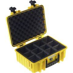 outdoor.cases Typ 4000 Valigetta rigida per fotocamera Impermeabile