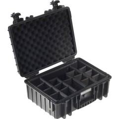 outdoor.cases Typ 5000 Valigetta rigida per fotocamera Impermeabile