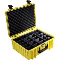 outdoor.cases Typ 6000 Valigetta rigida per fotocamera Impermeabile