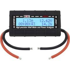 180 A Contatore watt e analizzatore di potenza Sistema innesto: Terminali liberi