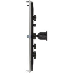 Unite Supporto tablet da parete Adatto per: Universale 30,5 cm (12) - 33,0 cm (13)