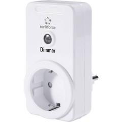 RS2W senza fili Dimmer di controllo di fase Spina intermedia 1 canale Potenza di commutazione (max) 300 W Raggio di