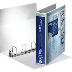 Raccoglitore ad anelli /4203-00-01 318x288x53mm bianco 40 mm 380 fogli