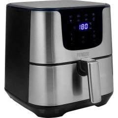 Friggitrice ad aria calda 1700 W Rivestimento antiaderente, Funzione timer, Protezione da