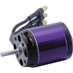 Motore elettrico brushless per aeromodelli A20-6 XL 10-Pole EVO kV (giri/min per volt): 2500 Giri (Turns): 6