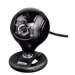 Spy Protect Webcam HD 1280 x 1024 Pixel Con piedistallo, Morsetto di supporto