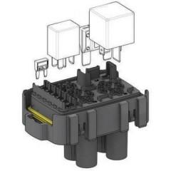Fuse/Relay Hol Maxi Micro Relay WP Portafusibile/relè 1 pz.