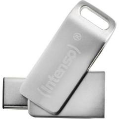 cMobile Line Memoria ausiliaria USB per Smartphone e Tablet Argento 64 GB USB 3.2 Gen 1 (USB 3.0)