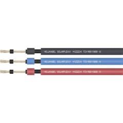 SOLARFLEX®-X H1Z2Z2-K Cavo per fotovoltaico 1 x 2.50 mm² Blu Merce a metro