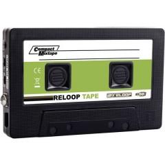 Tape Registratore audio Nero, Bianco