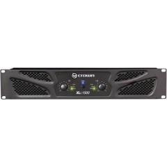 Amplificatore PA XLI 1500 Potenza RMS per canale a 4 Ohm: 450 W