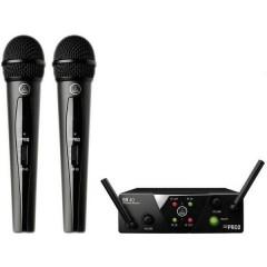 Kit microfono senza fili WMS40MiniDual