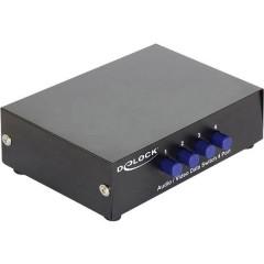 4 Porte Switch Composite Utilizzo bidirezionale, Contenitore in metallo