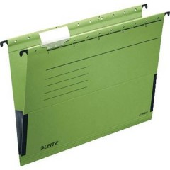 Custodia sospesa Alpha DIN A4 Verde 5 Pz/confezione 5 pz.