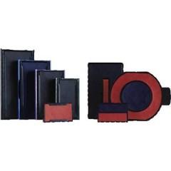 Cuscinetto inchiostro per timbri 6/53 49 x 28 mm (L x A) Nero 2 pz.