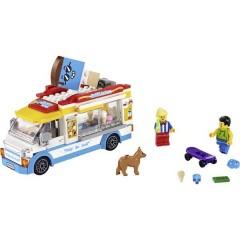 LEGO® CITY Vagone per ghiaccio