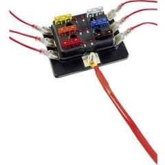 Distributore Fusibile a lama standard Poli 6 30 A 1 pz.