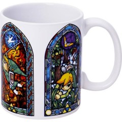 tazza The Legend of Zelda (St Glass)