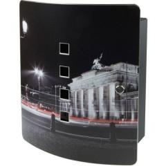 Cassetta porta chiavi Berlin Numero di ganci 10