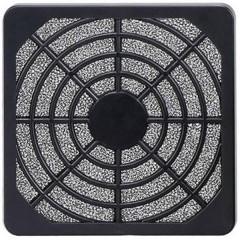Griglia con filtro per ventola da PC 60 x 60 mm