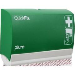 QuickFix® Blood Stopper Dispenser cerotti (L x A x P) 232 x 133 x 33 mm con suppporto a parete