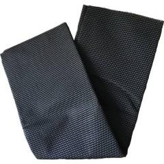 Tappetino antiscivolo (L x A) 120 cm x 100 cm Nero