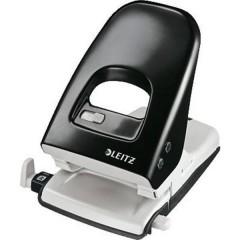 Perforatore per alti spessori New NeXXt Nero Formato di regolazione max.: DIN A4 40 Fogli (80 g/m²)