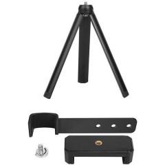 Smartphonehalter & Stativ Kit stativo Nero
