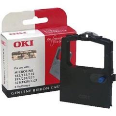 Nastro colore Originale ML280 ML320 ML321 ML3320 ML3321 Adatto per marchi di stampanti: Nero 1 pz.