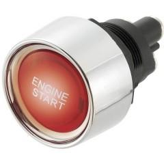 Pulsante per auto TC-A2-23B-07 24 V/DC 25 A 1x Off / (On) Momentaneo 1 pz.
