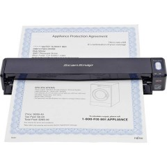ScanSnap iX100 Scanner portatile per documenti A4 600 x 600 dpi 10 Pagine/Min USB, WLAN 802.11 b/g/n