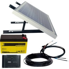 Energy Generation Kit Solar Rise Nine 1.0 Impianto a energia solare 10 Wp Batteria ricaricabile incl.,