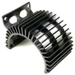 Dissipatore per motore Adatto per: Motore elettrico 540er, Motore elettrico 550er Nero