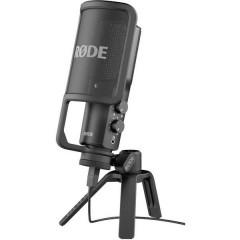 NT USB Microfono USB da studio Cablato incl. cavo, Stativo