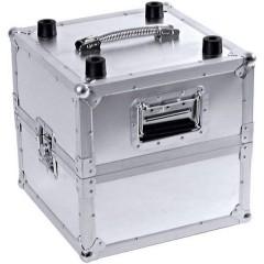 Platten-Case Aluminium Flight case (L x L x A) 375 x 375 x 430 mm