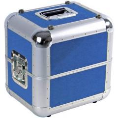 Plattencase Aluminium Flight case (L x L x A) 380 x 300 x 365 mm