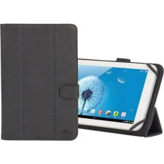 Custodia per tablet universale Adatto per dimensione display=17,8 cm (7) Custodia a libro Nero