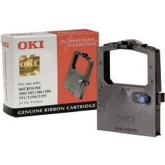 Nastro colore Originale ML380 ML385 ML390 ML391 ML3390 ML3391 Adatto per marchi di stampanti: Nero 1