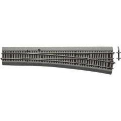 H0 Line (con massicciata) Scambio, destro 345 mm 10 ° 1946 mm